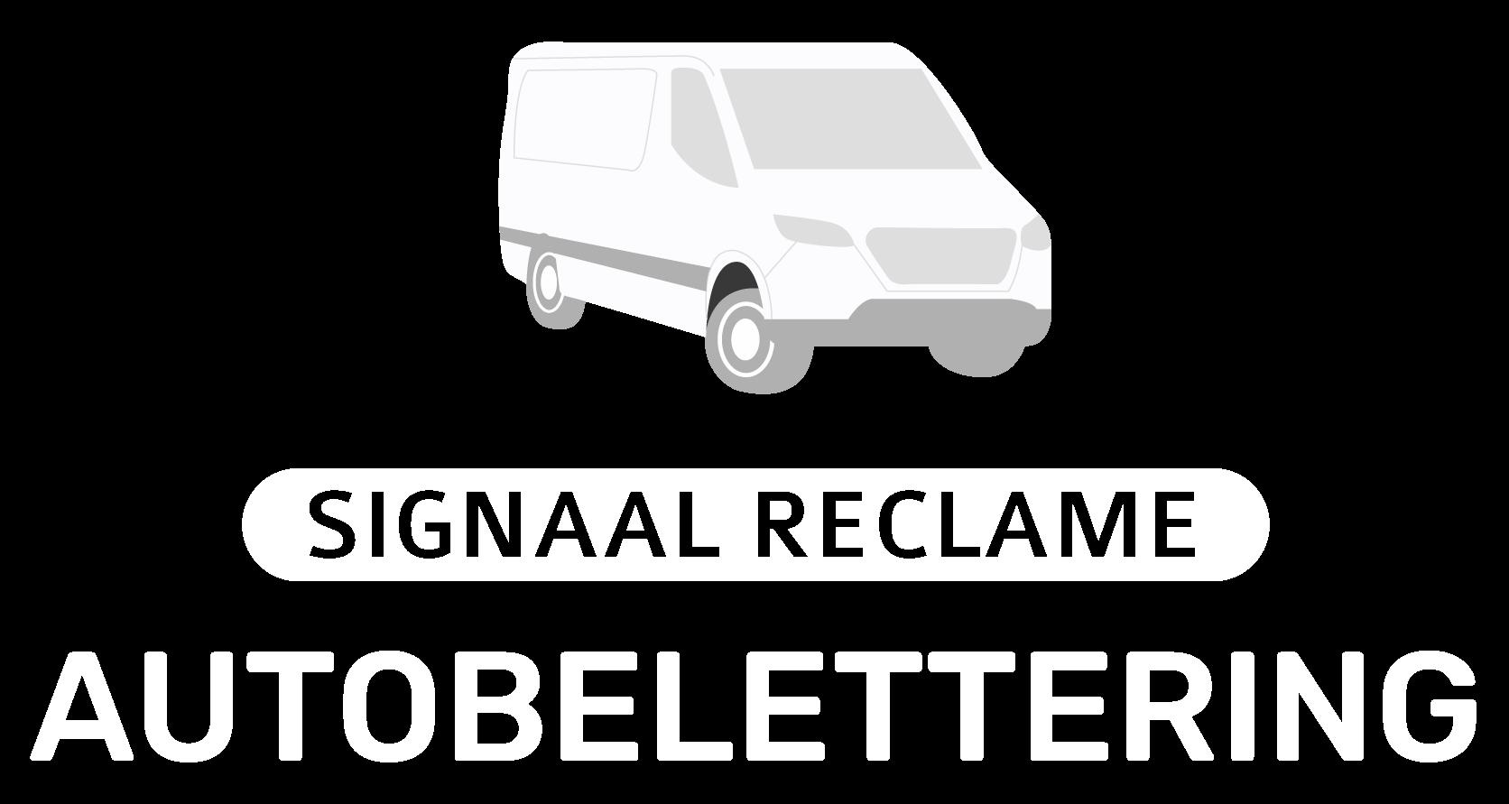 Signaal Autobelettering